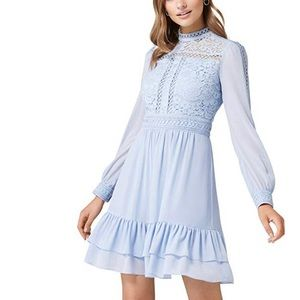 NEW Evernew Lace Dress Size 6